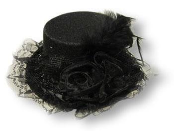 Gothic Hat Black