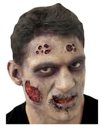 """Flesh Eater"" Zombie Make Up Kit"