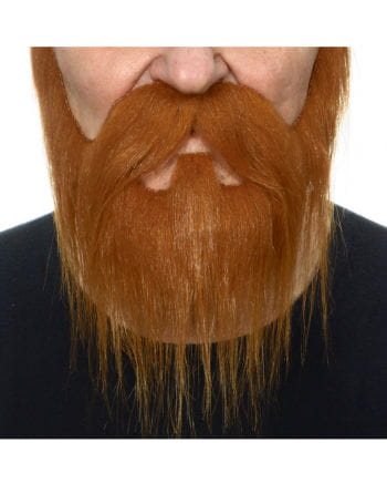 Adventurer Beard red