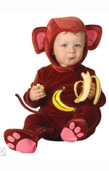 Monkey Baby Costume 1-2 Years