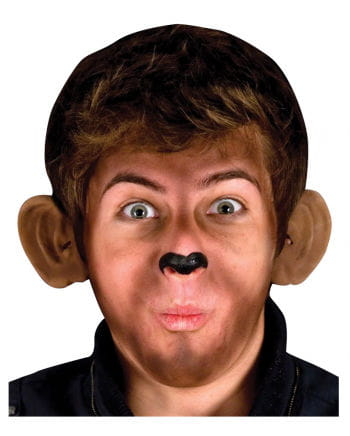 Affen Ohren aus Latex