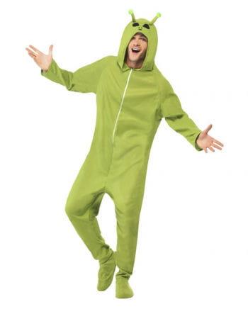 Grüner Auserirdischer Kostüm