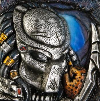 Alien Vs. Predator Wall Mount