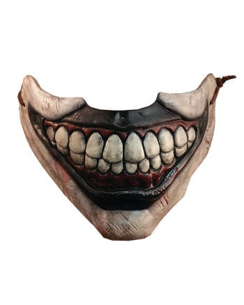 American Horror Story Twisty clown mouth mask