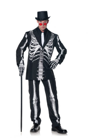 Baron Samedi Skeleton Suit