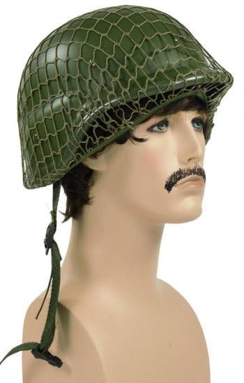 Armee Helm mit Netz Premium