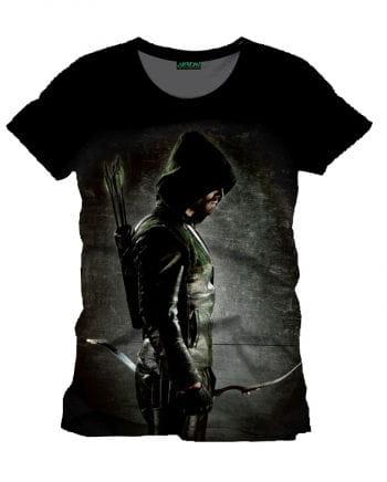 Lizenziertes Arrow T-Shirt Profil