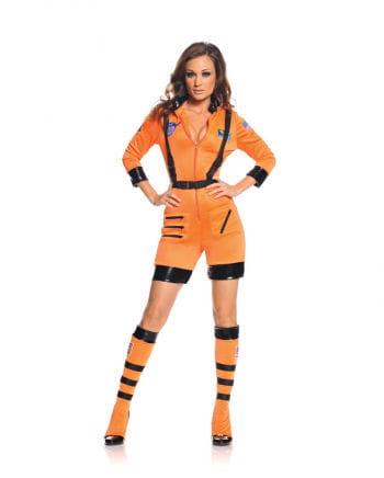 Sexy Spacegirl Kostüm Medium