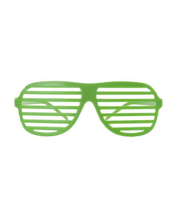 Etching glasses neon green