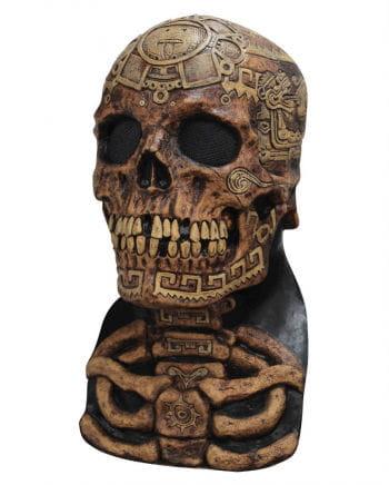 Aztec Totenkopf Maske