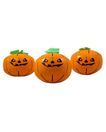 Inflatable Halloween pumpkin Set of 3