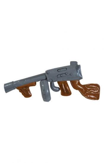 Aufblasbares Gangster Maschinengewehr