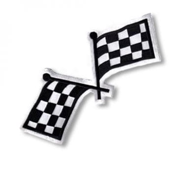 Patches racing flag