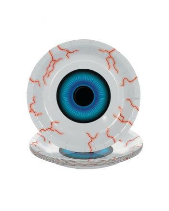 Eyeball Dessert Teller