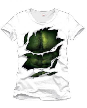 Hulk Oberkörper T-Shirt