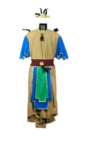 Azteken Schamanen Kostüm