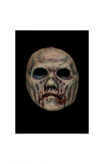 Schauriger Zombie Maske