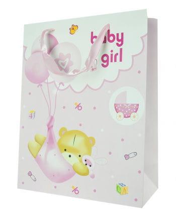 Baby Geschenktasche für Mädchen