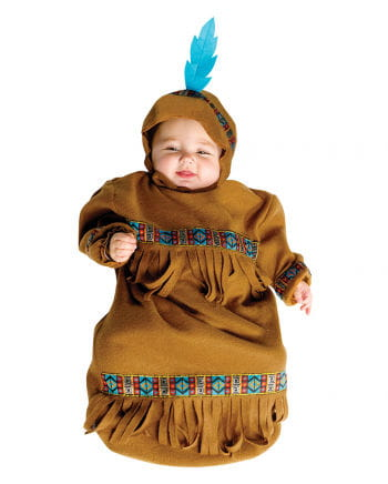 Papoose bag costume