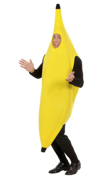Gelbes Bananen Kostüm