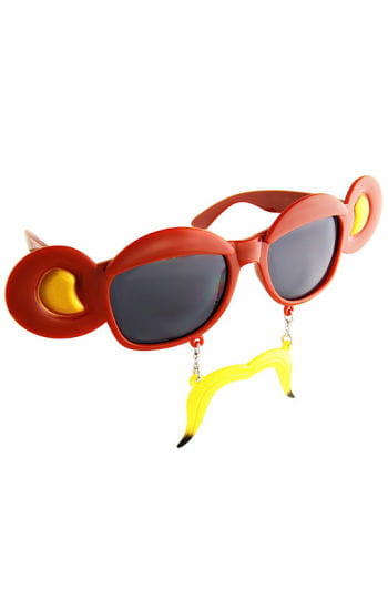 Funky Monkey Brille