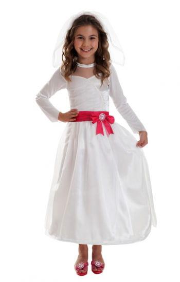 Barbie Hochzeitskleid Kostüm
