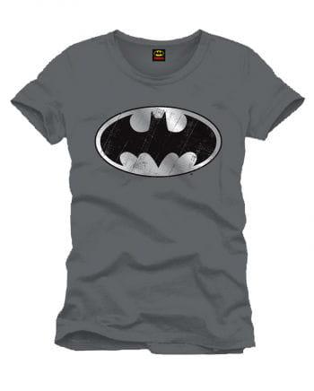 Batman silber Logo T-Shirt