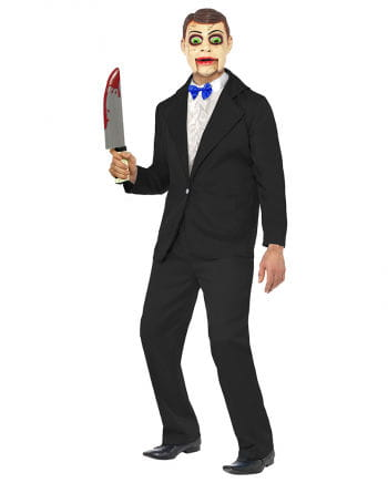 Ventriloquist doll costume