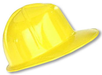 Hard Hat Yellow Adult Size