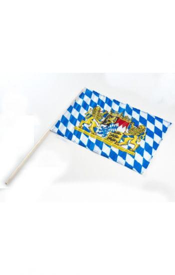 Bayern Stabfahne