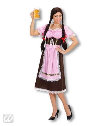 Bavarian Dirndl Costume XLarge
