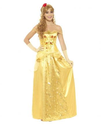 Kostüm goldene Prinzessin