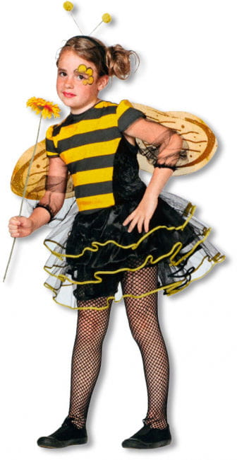 Bee Costume Child XS