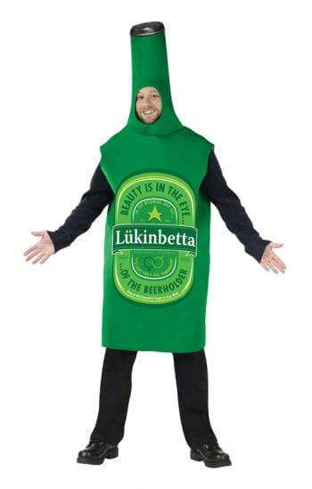 Flaschenbier Kostüm