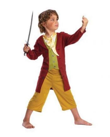 Bilbo Beutlin Kinderkostüm in Geschenkbox