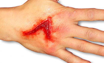 Bio SFX Open Laceration Wound