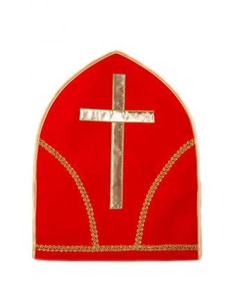Bischofsmitra rot