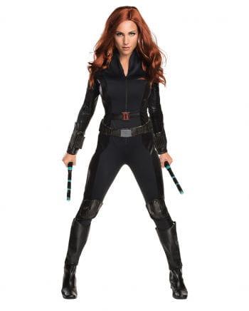 Ninjakostüm Black Widow