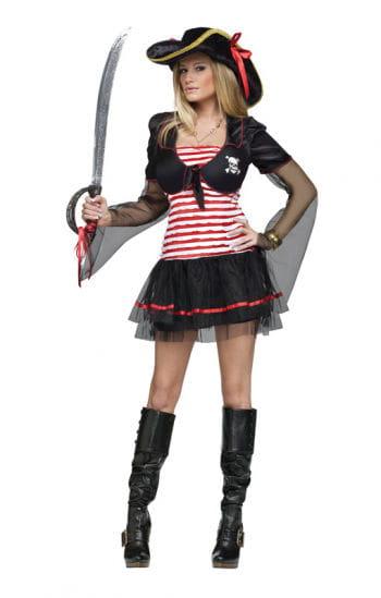 Black Pearl Pirate Girl