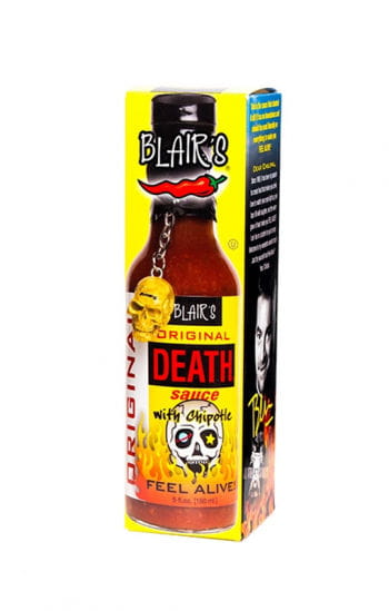 Blairs Death Sauce Original