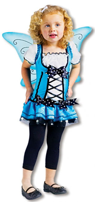 Blue Fairy Toddler Costume