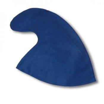 Zwergenmütze blau