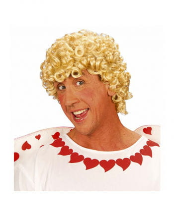 Blonde Amor Perücke