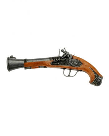 Blunderbuss Piraten Pistole 100 Schuss