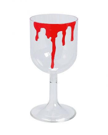 Vampir Weinglas