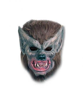 Brown Werewolf Mask