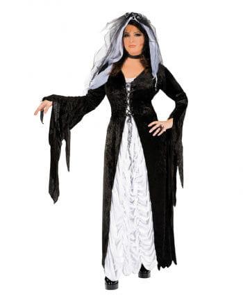 Braut der Finsternis Kostüm XL