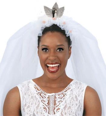 Bridal Veil White