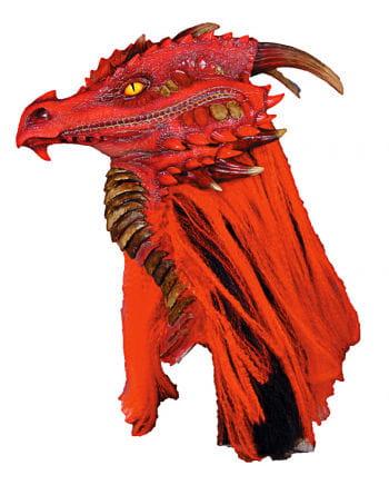 Brimstone Drachenmaske rot