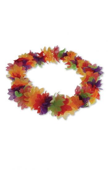 Colorful Hawaiian lei Deluxe